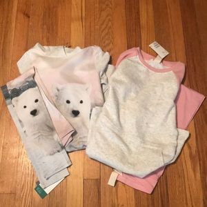 Bundle of H&M girl outfits